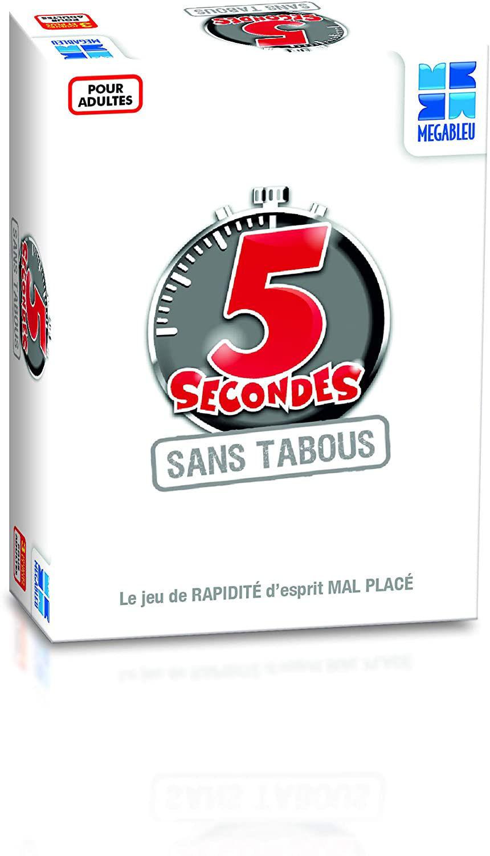 Image de 5 SECONDES SANS TABOUS 678122