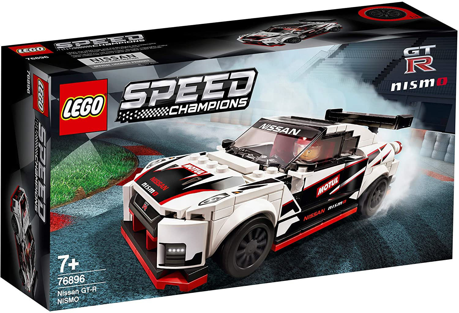 Image de LEGO Speed ​​Champions Nissan GT-R NISMO 76896