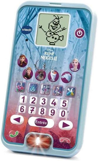 Image de REINE DES NEIGES 2 - LE SMARTPHONE EDUCATIF