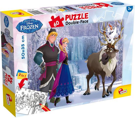 Image de Puzzle df 60pcs frozen 49295
