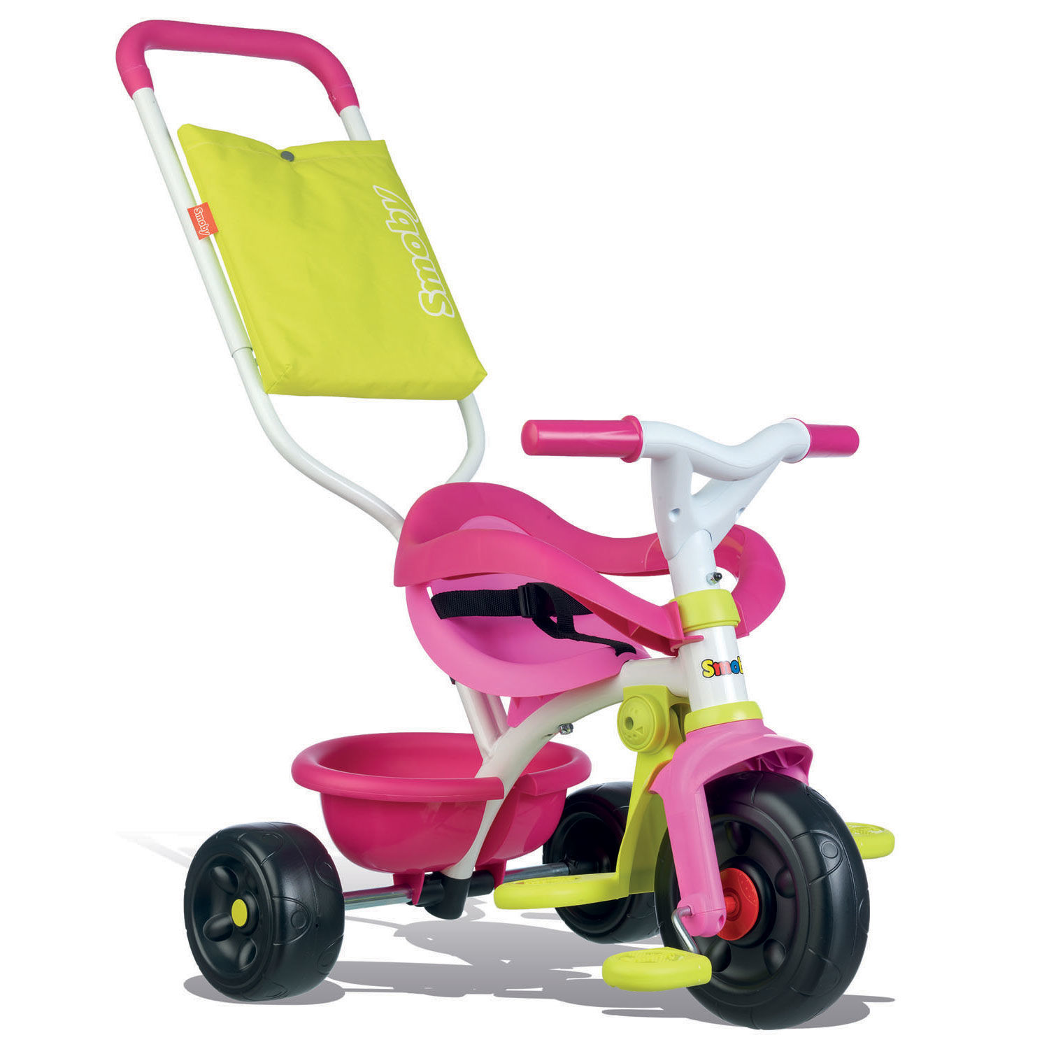 Image de TRICYCLE BE FUN CONFORT ROSE 740406