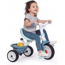 Image de TRICYCLE BE MOVE CONFORT BLEU 740414
