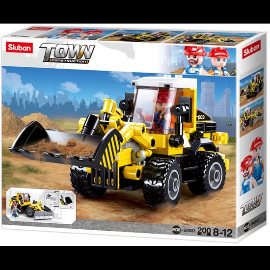 Image de TOWN CONSTRUCTION - SHOVEL
