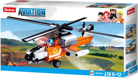 Image de FIRE HELICOPTER