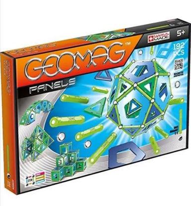 Image de Geomag panels construction magnétique 192 pcs