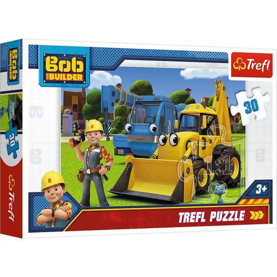 Image de PUZZLE 30 BOB THE BUILDER 18214
