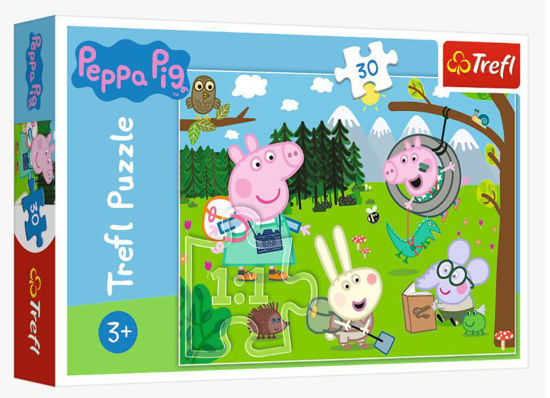 Image de PUZZLE 30 PEPPA PIG 18245