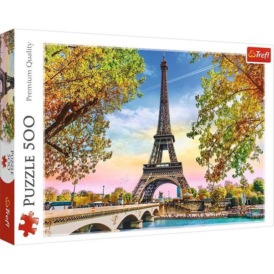 Image de PUZZLE 500 PARIS 37330
