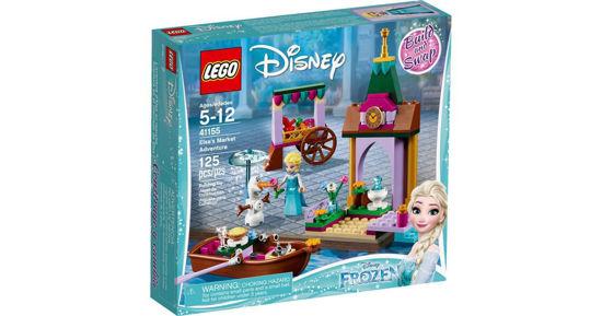 Image de LEGO® Disney La Reine des neiges 2 - 41155 - Les aventures d'Elsa au marché
