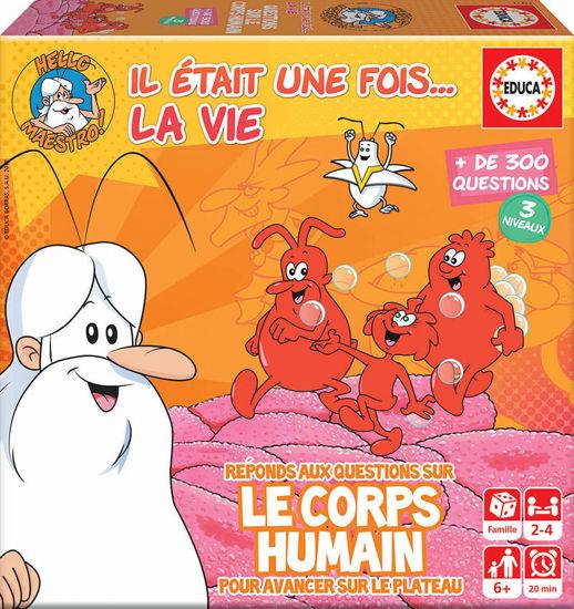 Image de IL ETAIT UNE FOIS LA VIE +300 QUESTIONS 17352