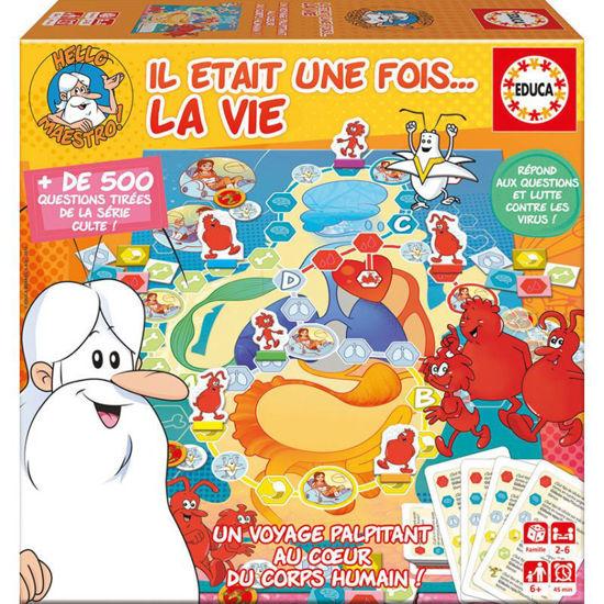 Image de IL ETAIT UNE FOIS LA VIE +500 QUESTIONS 17355