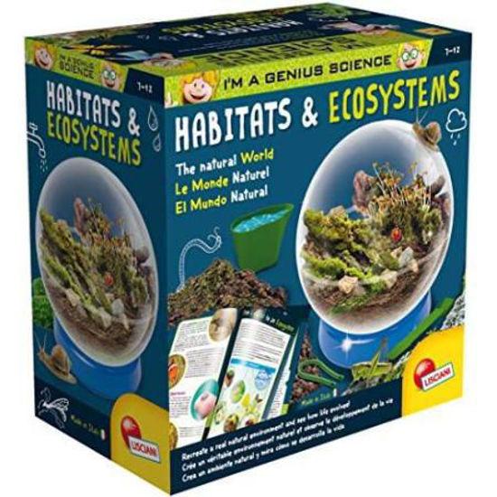 Image de Habitats & Ecosystèmes EX62300