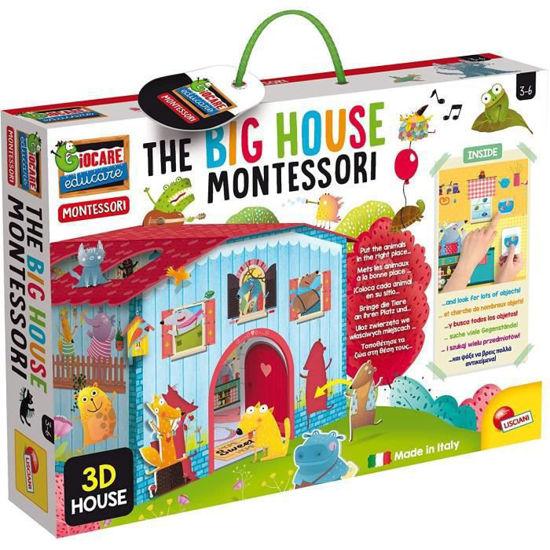 Image de Montessori La grande maison 3D Ref EX76819