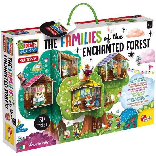 Image de Montessori Une maison pour chaque famille d'animaux EX76826