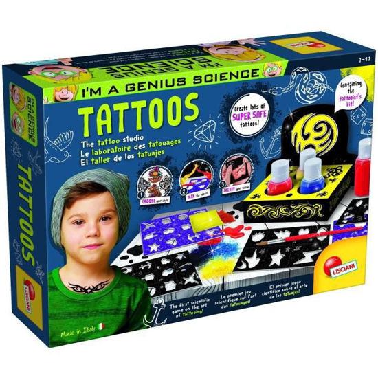 Image de Le laboratoire des Tatouages EX72965