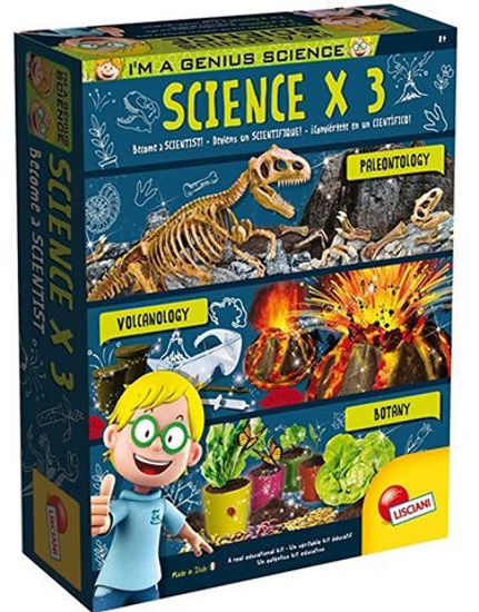 """Image de Collection de science """"Volcanologie/Paleontologie/Botanique"""" 82131"""