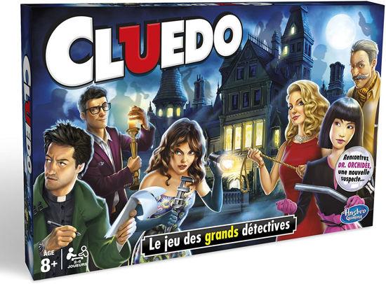 Image de CLUEDO CLASSIQUE REF38712 /101