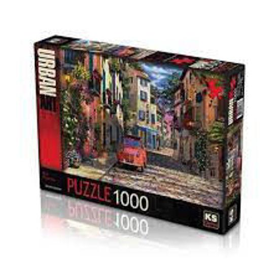 Image de puzzle 1000 rue francais