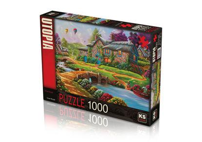 Image de PUZZLE 1000 DREAMSCAPE