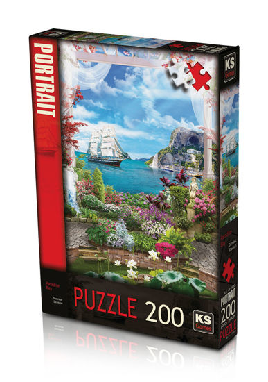 Image de PUZZLE 200PC PARADISE BAY