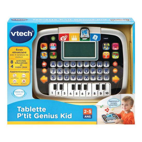 Image de Tablette P'tit Genius Kid noire