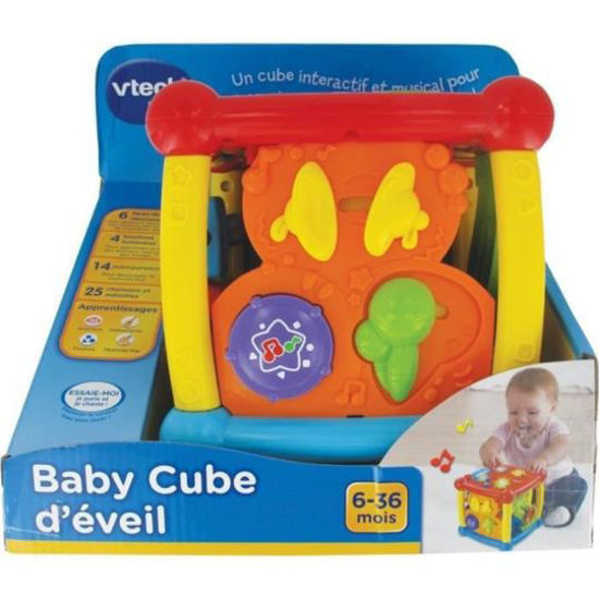 Image de Baby Cube d'eveil