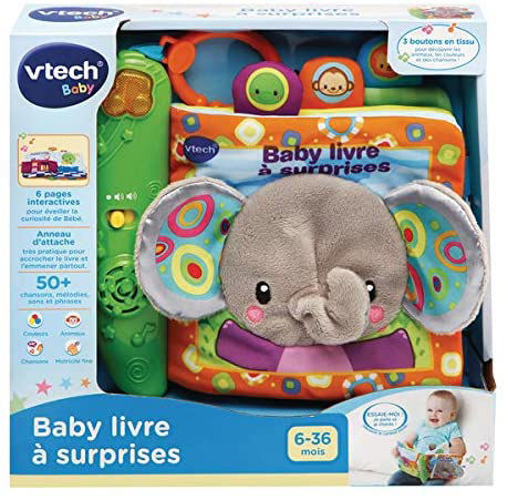 Image de BABY LIVRE SURPRISES