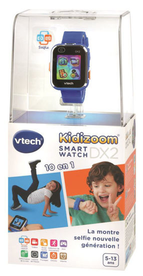 Image de Kidizoom Smartwatch Connect DX2 bleue
