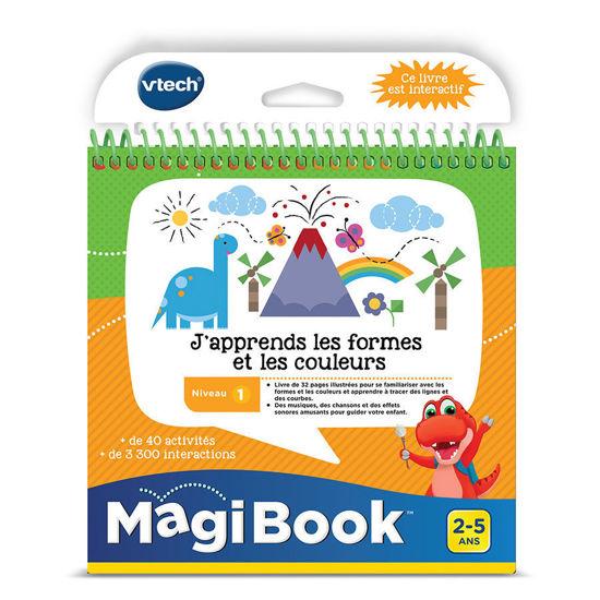 Image de MagiBook - J'apprends les formes et les couleurs