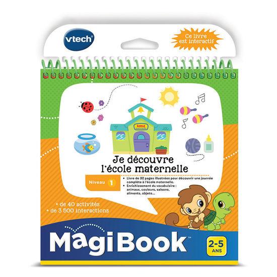 Image de MagiBook - Je decouvre l'ecole maternelle