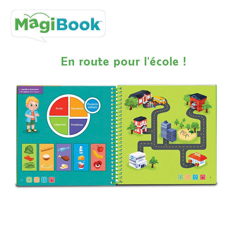 Image de MAGIBOOK EN ROUTE POUR LECOLE