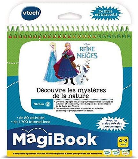 Image de MagiBook - La Reine des Neiges