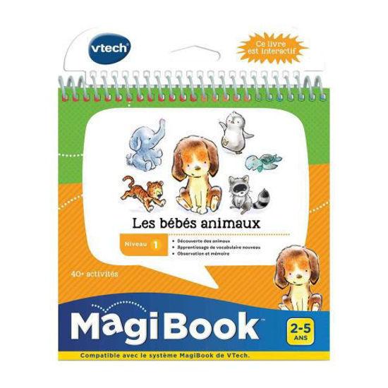 Image de MagiBook - Les bebes animaux