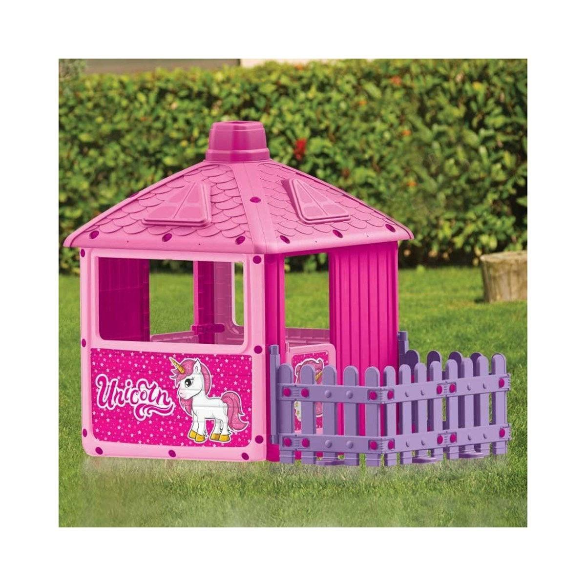 Image de Maison unicorn avec cloture
