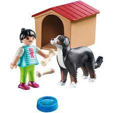 Image de DOG WITH DOGHOUSE