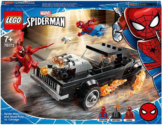 Image de SPIDER-MAN GHOST RIDER CONTRE CARNAGE 76173