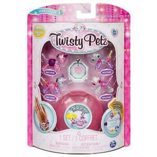 Image de TWISTY PETZ BABIES FOUR PACK