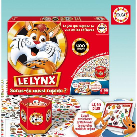 Image de Le lynx 400 images 16042