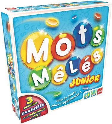 Image de Mots Mêlés Junior