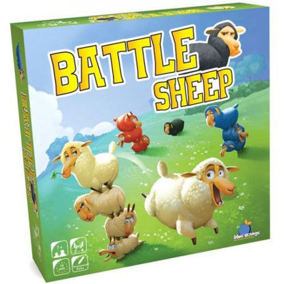 Image de Battle sheep