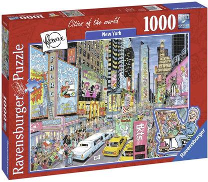 Image de PUZZLE 1000PCS NEW YORK 19732