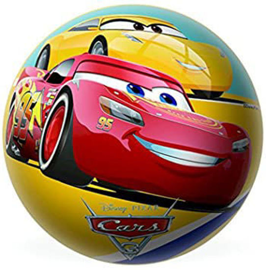 Image de BALLON CARS 15 CM 1129