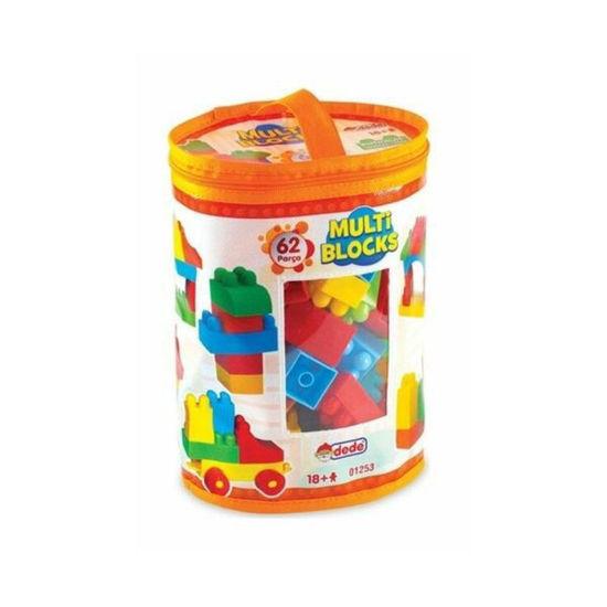 Image de LEGO MULTI BLOCKS 62PCS 01253