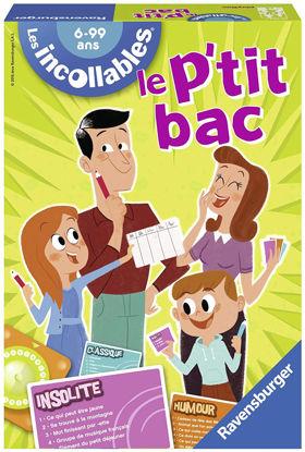 Image de LE PETIT BAC DES INCOLLABLES 26567
