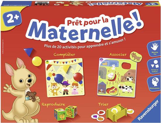 Image de PRET POUR LA MATERNELLE 24115