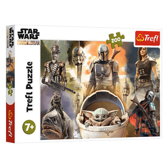 Image de PUZZLES 200 READY TO FIGHT 13276